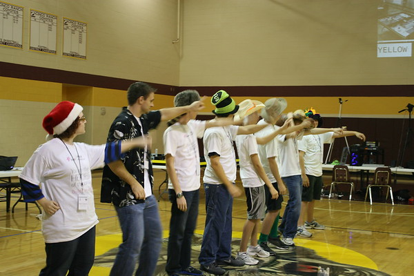 FLL Katy Qualifier 12-3-11