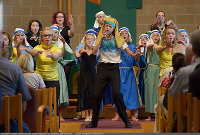 """""""Joseph"""" musical, 2014 September"""