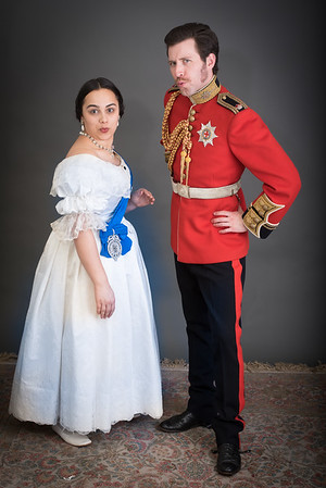 2016 Peers The Young Victoria Ball Promo & Outtakes