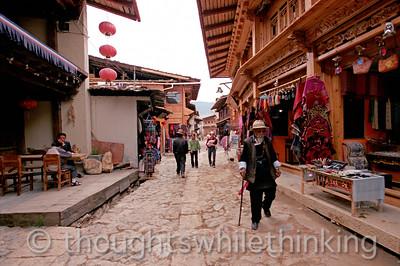 Tibet Kham 2006 Urban Life July 26-29