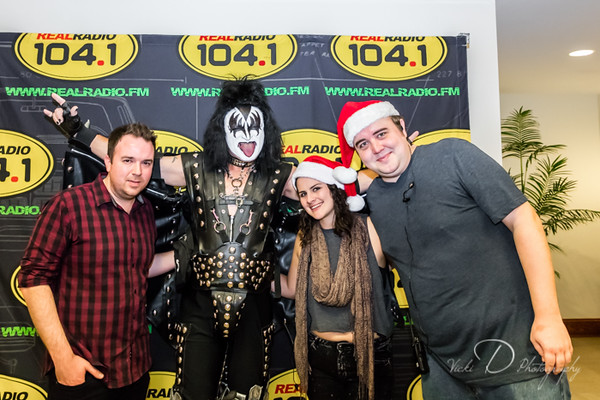 Real Radio 104.1 Just OK Holiday Party