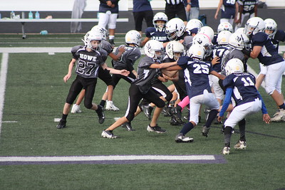 Howe 5th and 6th grade vs. Paris, 10/17/2020