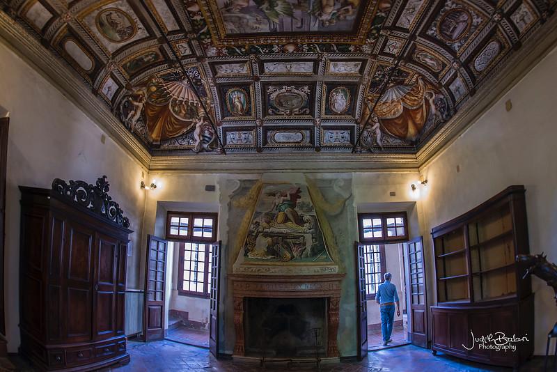 Parma  Castle, Italy