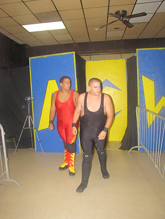"ACW Security (Chris & Shay) vs. ""Kid Reflex"" Eric Dylan & Mark ""Flex"" Damon"