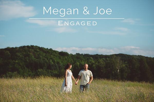 Megan & Joe