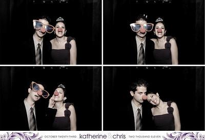 NYC 2011-10-23 Katherine and Chris
