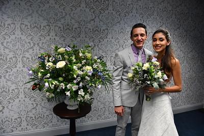 Wedding Party Photos (Kingdom Hall)