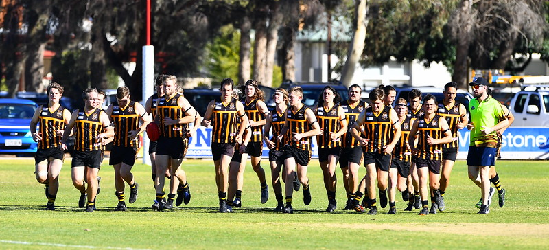 """""""A"""" Grade """"Proud Cup"""" Loxton v Loxton North (Round 11)"""