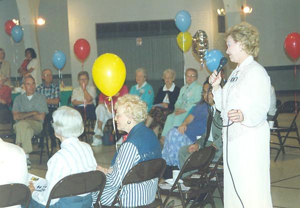 April 2000 HOSTS Recognition at Casa Del Sol