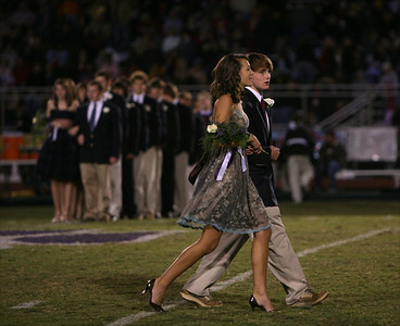 Darlington Homecoming Court 2006