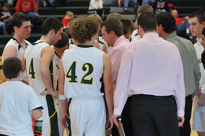 Boys Varsity Basketball - Ballard 2008-2009