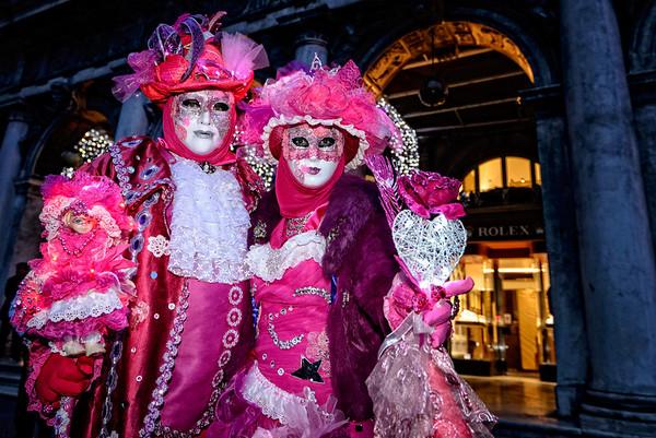 Venice Carnival 14