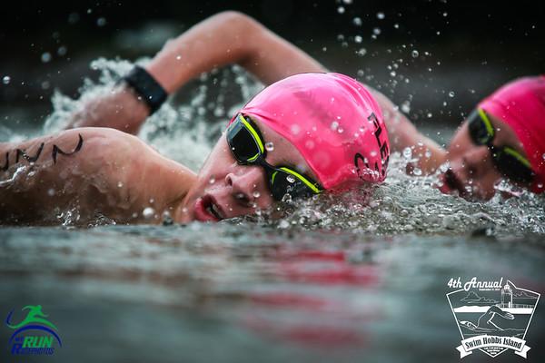 2017 Swim Hobbs Island