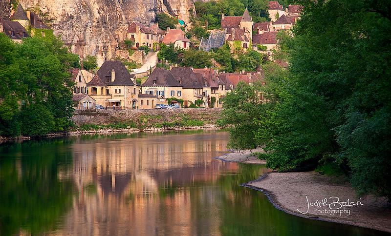 Roque, Gageac, France