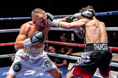 English Super Flyweight Title - Craig Derbyshire vs Nathan Reeve