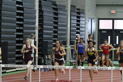 Girls 55m Hurdles