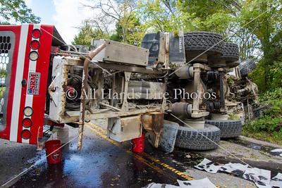 20200929B - City of Mount Juliet - Overturned Truck