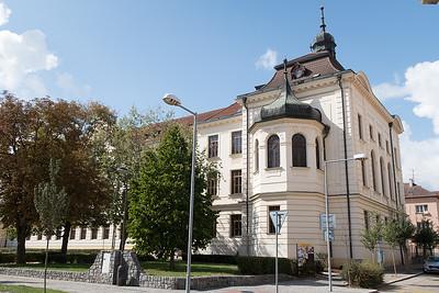 Vyjížďka do Benešova u Prahy
