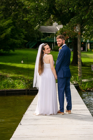 Holly & James's Wedding
