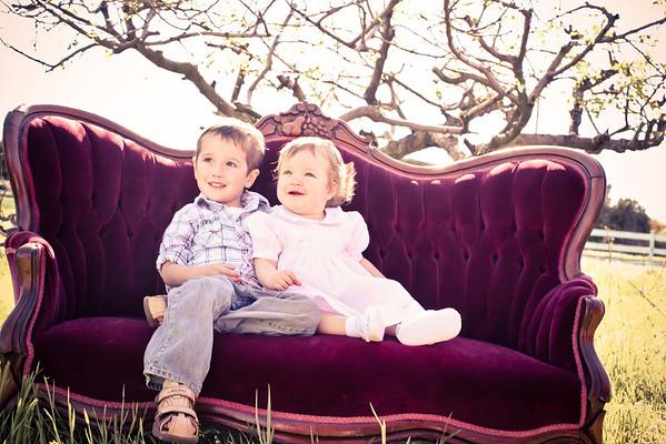 Poff Family Spring 2012