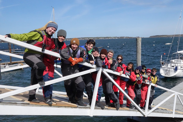 2014 Sailing spring