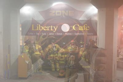 Babylon F.D. Signal 13 Liberty Cafe  31 Railroad Ave. 12/11/16