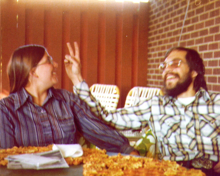 Connie & Dave, 9-28-1975 .jpg