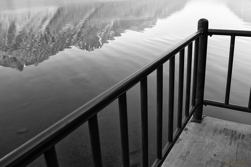 Rail Reflection