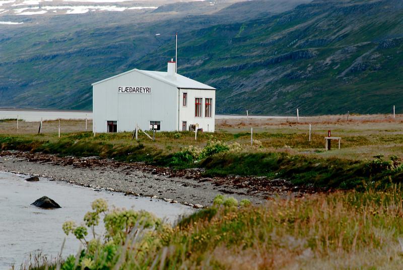 Flæðareyri.