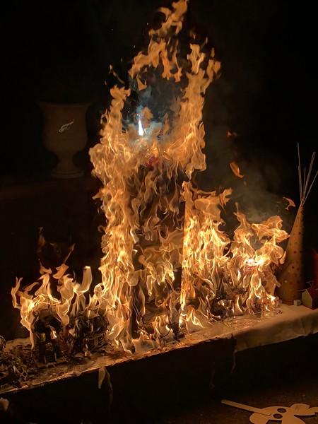 Village Burn 2018