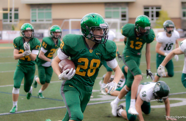 West Linn JV vs. Sheldon September 13, 2018