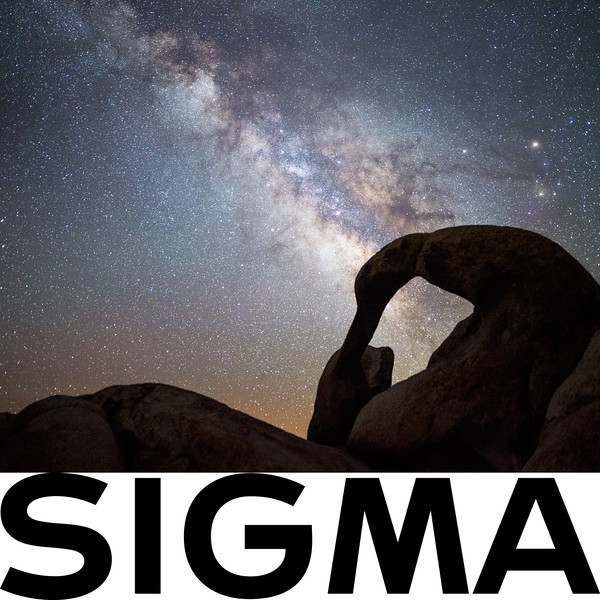 SIGMA Lens Takeover