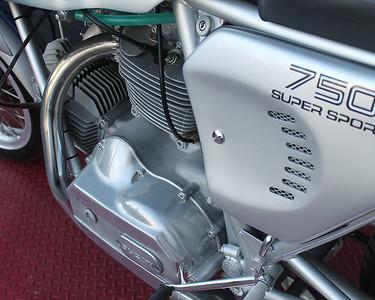 Ducati 750SS (K) on IMA