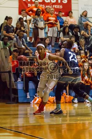 Girls Varsity Basketball #12 - 2016