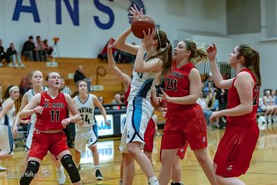 HS Sports - McFarland Girls Basketball [d] Feb 20, 2018