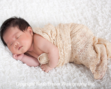 Ellie is here - Newborn Portraits