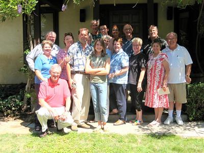 2006-08-15/16 - F L & Pearl Voas Cousins Reunion