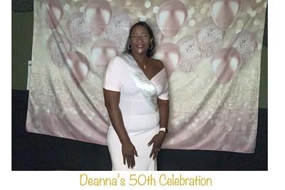 Deanna  Fifty & Fabulous 10/18/2019