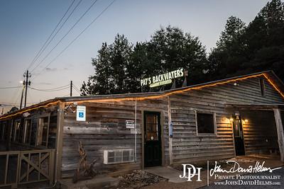 2016 10 19 Reception at Pat's Backwaters