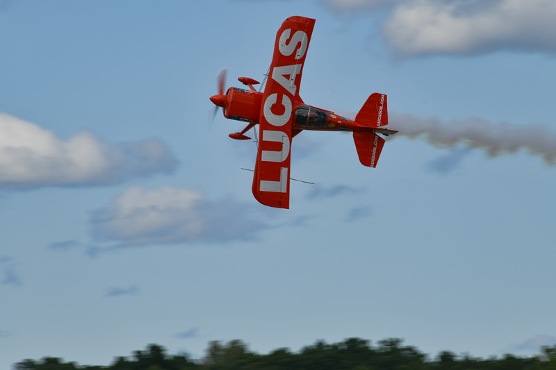 Michael WIskus - Lucas Oil Airshows
