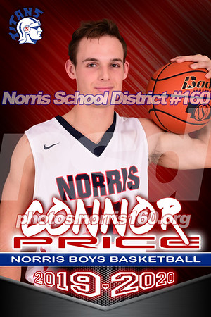 Boys Basketball Senior Banners