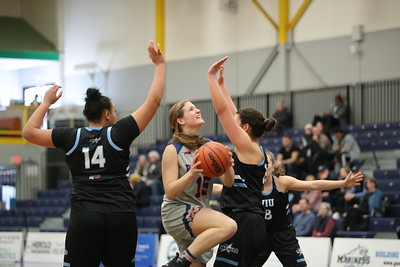 VIU Basketball vs CBC (February 8, 2020)
