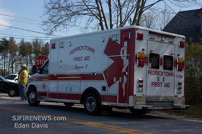 04-03-2012, MVC, Oldmans Twp. Salem County, 25 Pointers Alburn Rd.