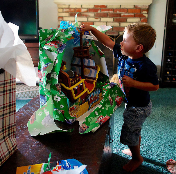Luke's Birthday 2012