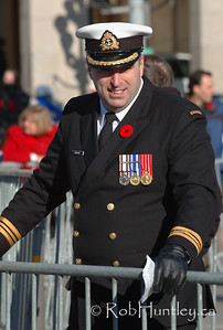 2009 Remembrance Day Ceremony in Ottawa, Ontario. © Rob Huntley