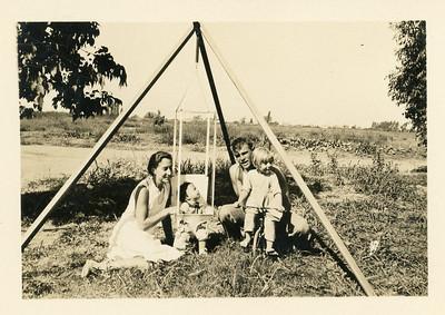 Fitz -  Poyet Family Photos