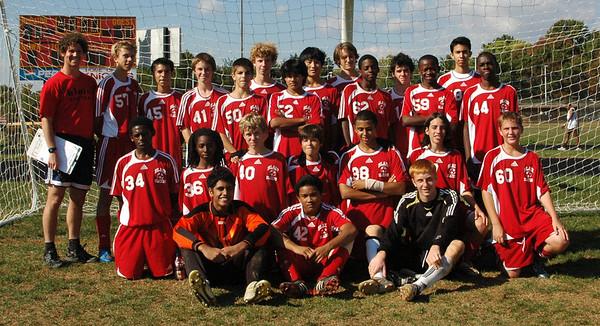 Blair High School Soccer