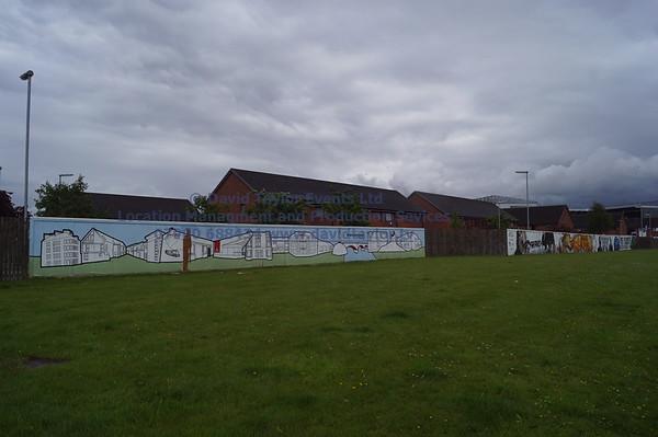 Glasgow walls