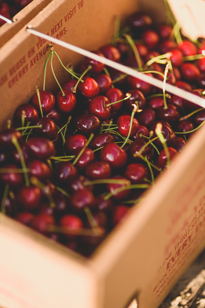 Cherry Picking Day