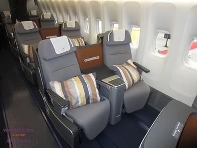 Lufthansa's 747-8i
